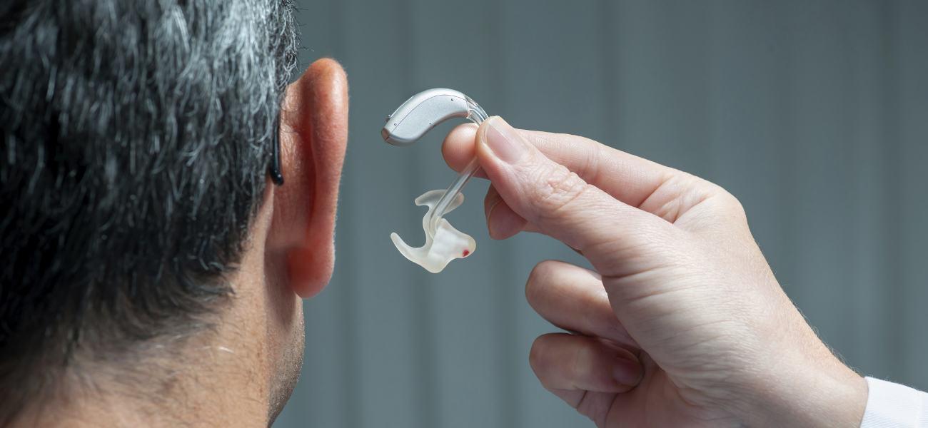 La prise en charge des prothèses auditives